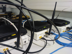 Ettus Research  Networked Software Defined Radio SDR